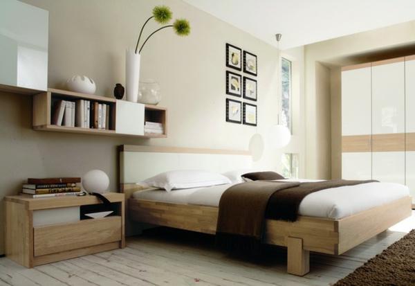 Feng Shui Schlafzimmer  20 Beispiele  Archzinenet