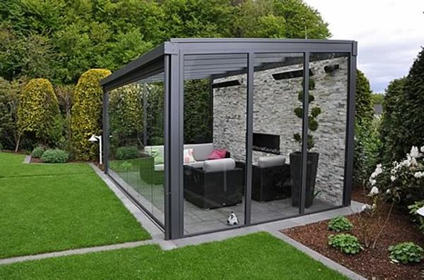Modernes Glashaus  41 kreative Beispiele  Archzinenet
