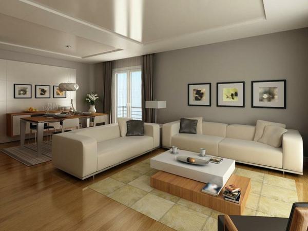 wohnzimmer wände neu gestalten – joelbuxton