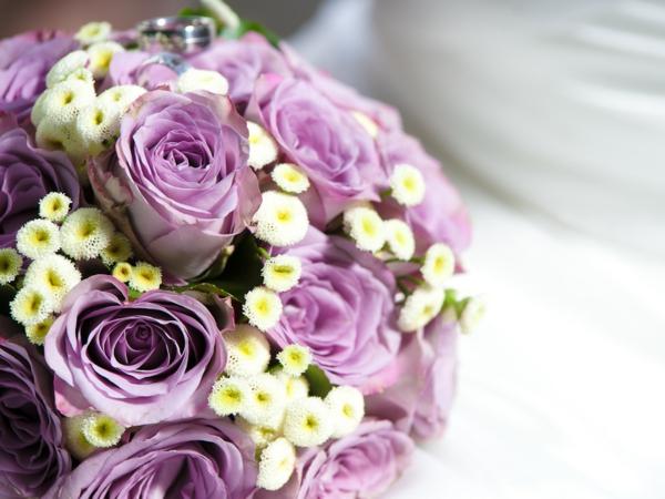 Der perfekte Hochzeitsstrau  tolle Beispiele  Archzinenet