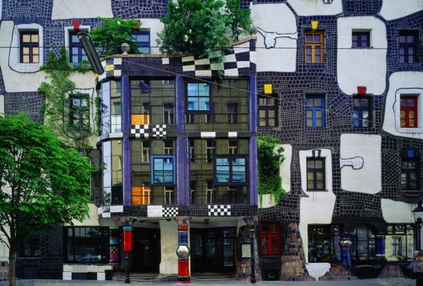 Hundertwasser Kunst ber die Welt  Archzinenet