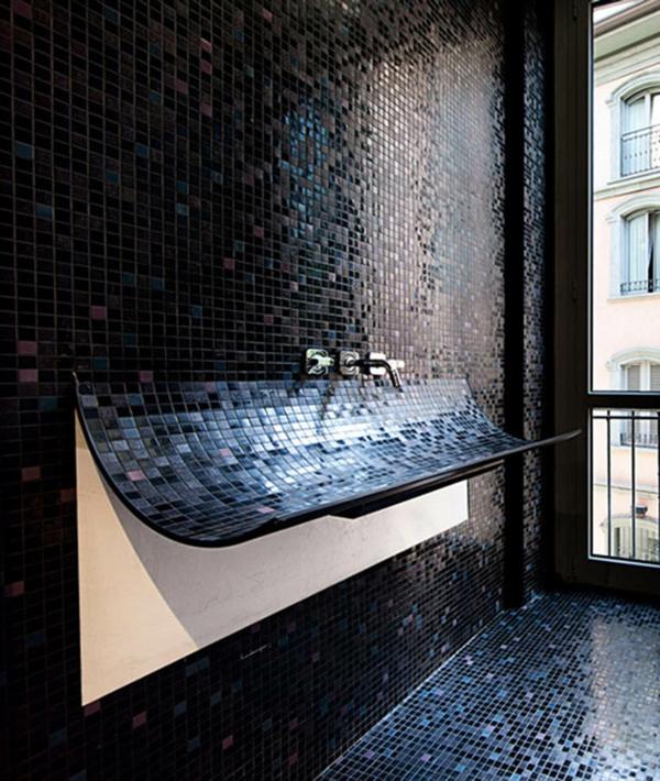 Kreative Waschbecken Herausforderung Im Badezimmer