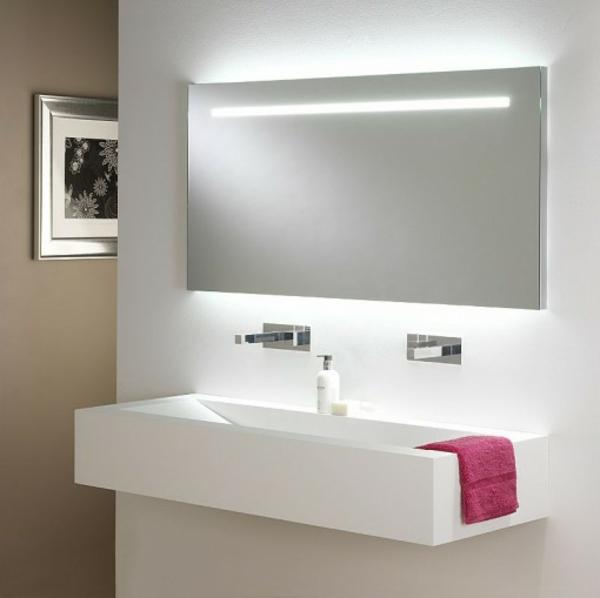Moderne Leuchten fr Spiegel  28 prima Ideen  Archzinenet