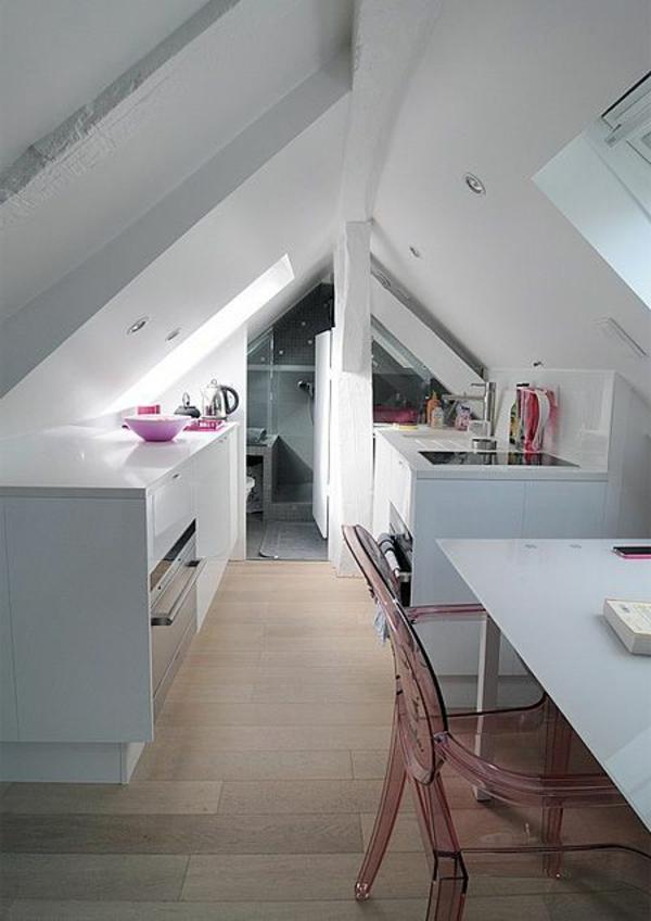 Mchten Sie ein traumhaftes Dachgeschoss einrichten 40 tolle Ideen  Archzinenet
