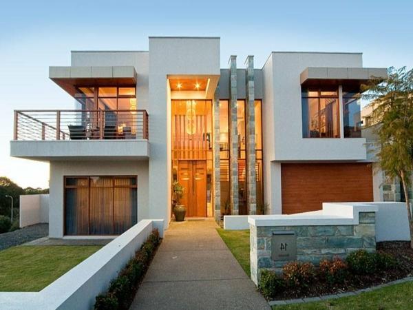 42 Bilder von Husern  moderne Fassade