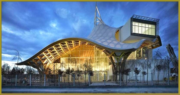 Das Museum als moderne Architektur  kurze bersicht