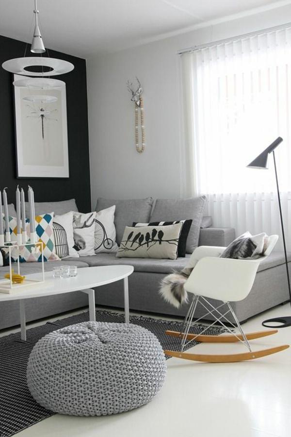 Pouf Sitzkissen machen jede Wohnung bequem  Archzinenet