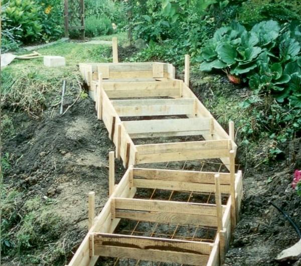 balkon treppe holz selber bauen | moregs,