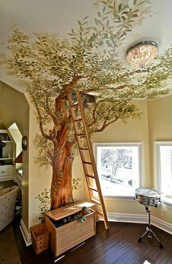 27 Wandmalerei Ideen fr Ihre einzigartigen Wnde