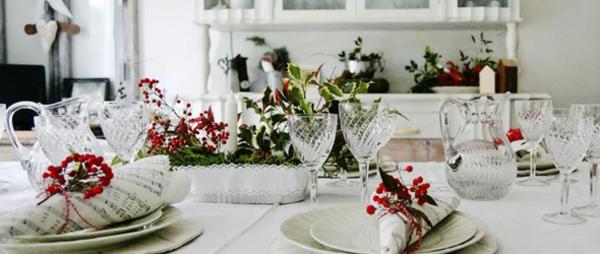 Die italienische Tischdeko fr alle Jahreszeiten