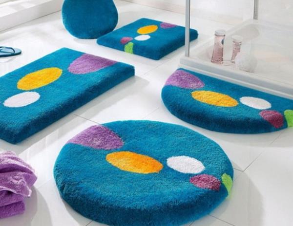 Badteppich  tolle Vorschlge fr Ihr Badezimmer  Archzinenet