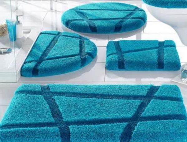 Badteppich  tolle Vorschlge fr Ihr Badezimmer
