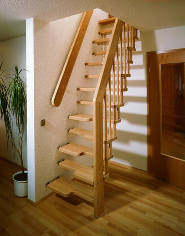 Platzsparende Treppen  32 innovative Ideen  Archzinenet