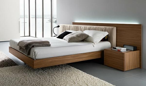 Schwebendes Bett  moderne Vorschlge