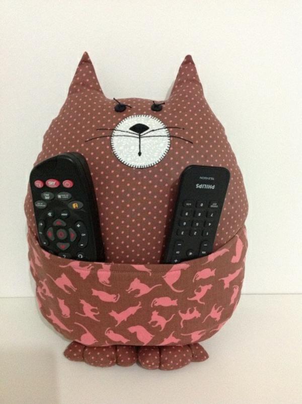 Miau Wohnungsgestaltung Ideen mit Katzen  Motiv