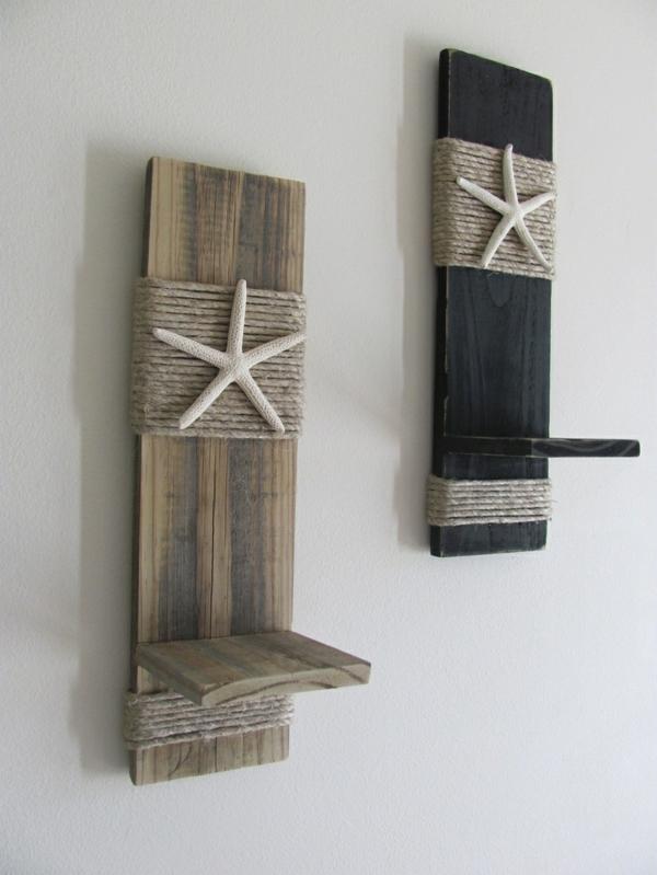 Originelle Dekoration aus Holzpalleten  Archzinenet