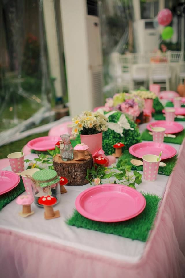 25 Ideen fr Dekoration zum Geburtstag im Garten  Archzinenet