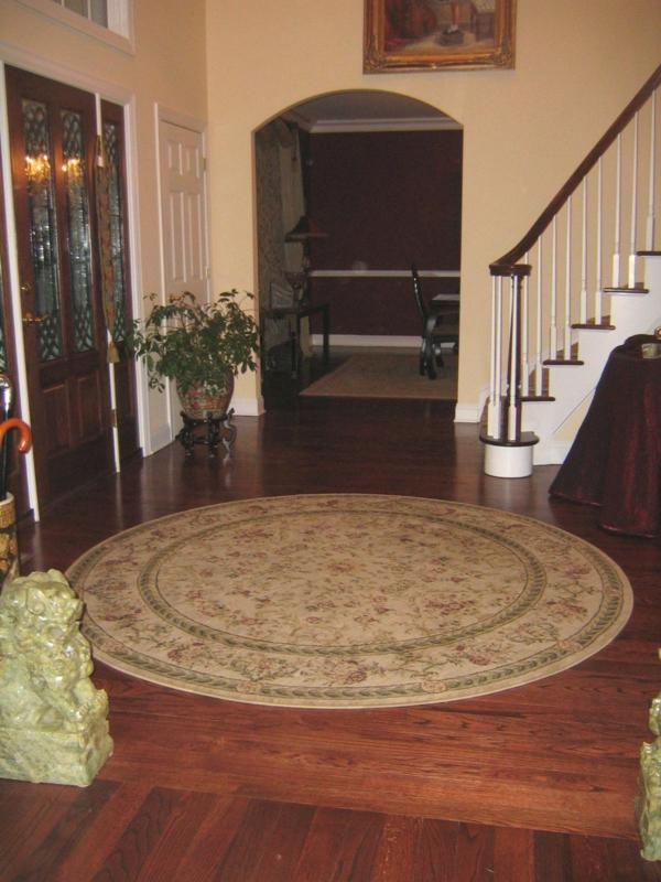 Kleine runde Teppiche sehen so s aus  Archzinenet