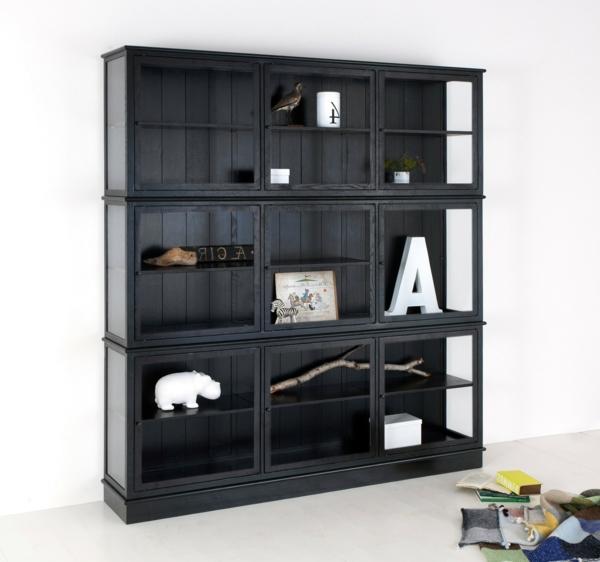 Glasvitrine Dekorieren Finest Best Wohnwand Wohnraum