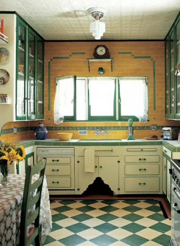 Vintage Kchenmbel im Trend  Archzinenet