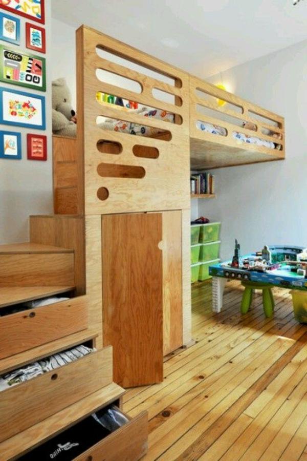 Mobel Betten Hochbett Mit Treppe Tolle Vorschlage