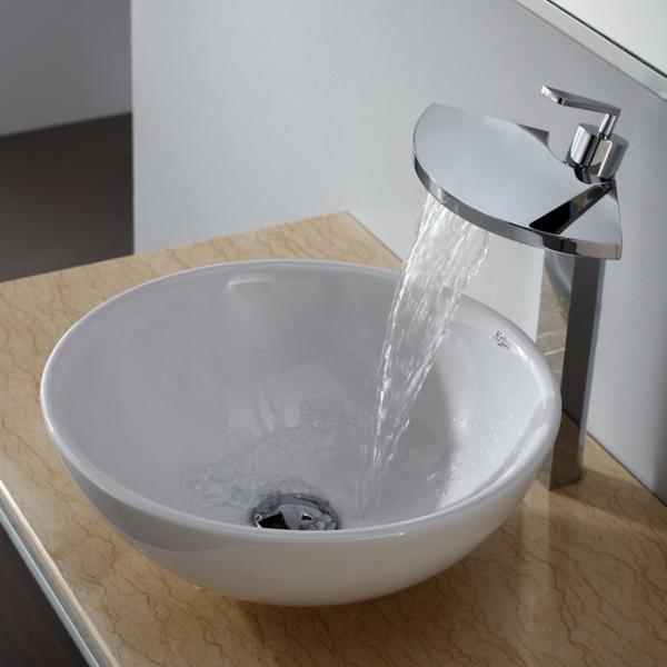 Rundes Waschbecken fr Ihr Badezimmer  Archzinenet