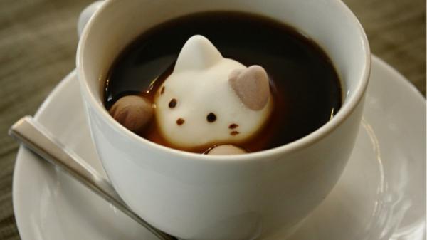 Kreativitt in einer Tasse Kaffee  Archzinenet