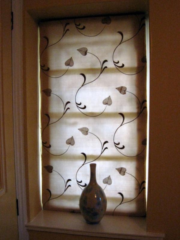 Gardinen fr kleine Fenster  23 neue Vorschlge