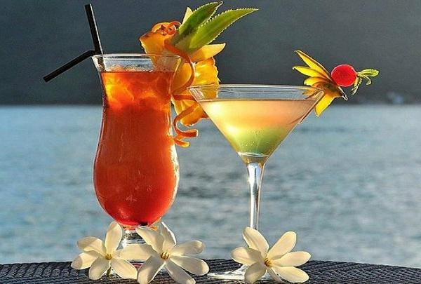 Coole Cocktail Dekoration  Archzinenet