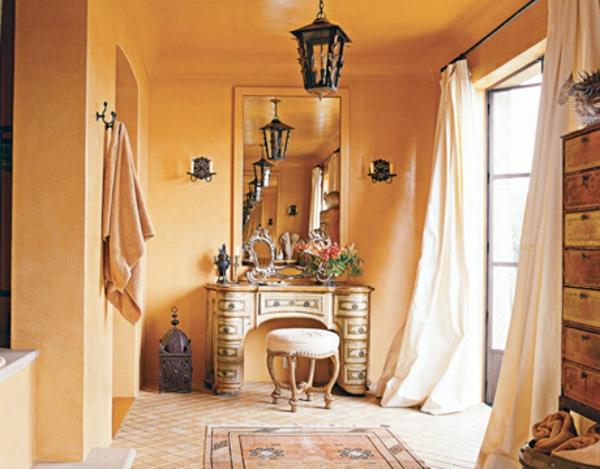Wandfarbe Apricot  warm und gemtlich  Archzinenet