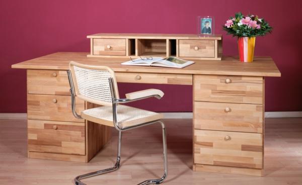 Entscheiden Sie sich fr einen Schreibtisch mit Aufsatz  Archzinenet