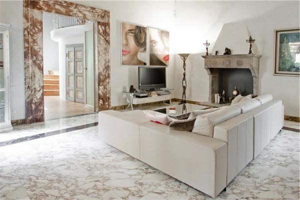 Italienische Wohnzimmer  52 prima Interieur  Ideen  Archzinenet