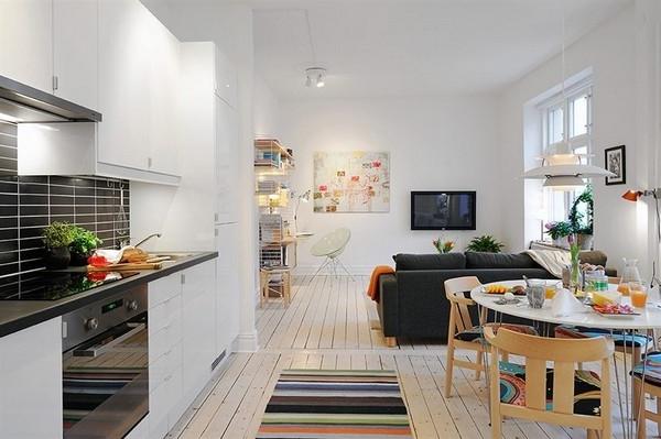 30 kluge Wohnideen fr kleine Wohnung  Archzinenet