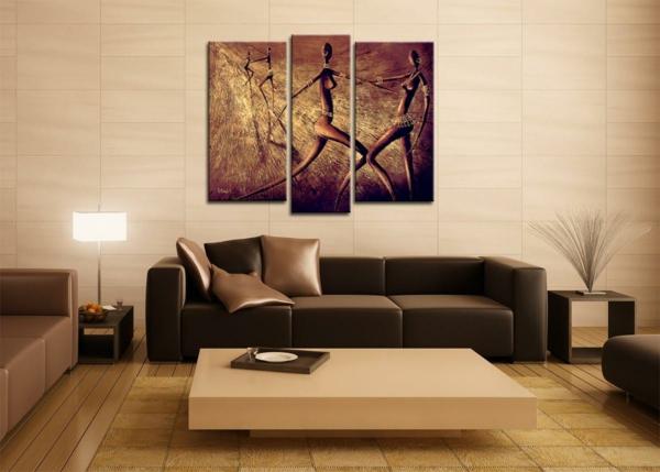 Wohnung dekorieren 54 kreative Vorschlge  Archzinenet