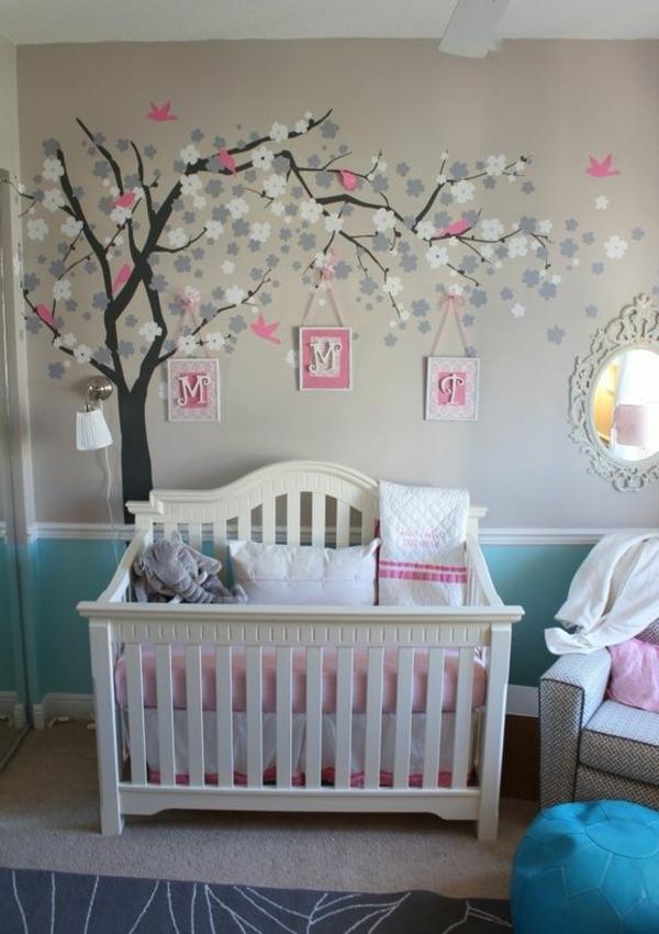 Modernes Wandbemalung Babyzimmer Disney Stil  Startseite