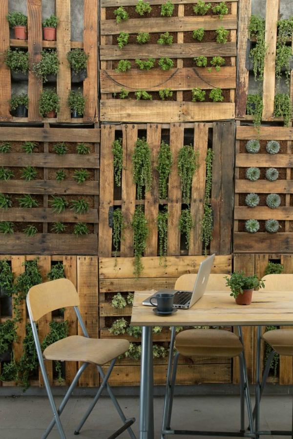 Kreative Gartenzaun Ideen