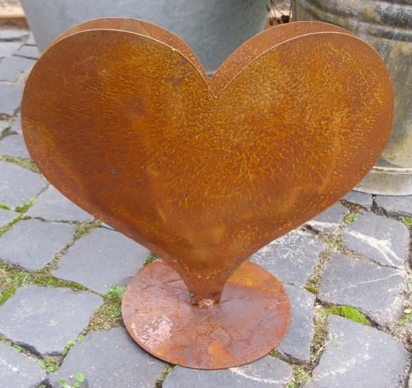 Gartendeko aus Rost  coole Beispiele  Archzinenet
