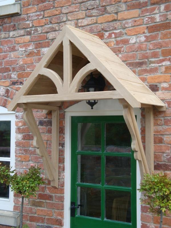 Vordach aus Holz  schne Ideen  Archzinenet