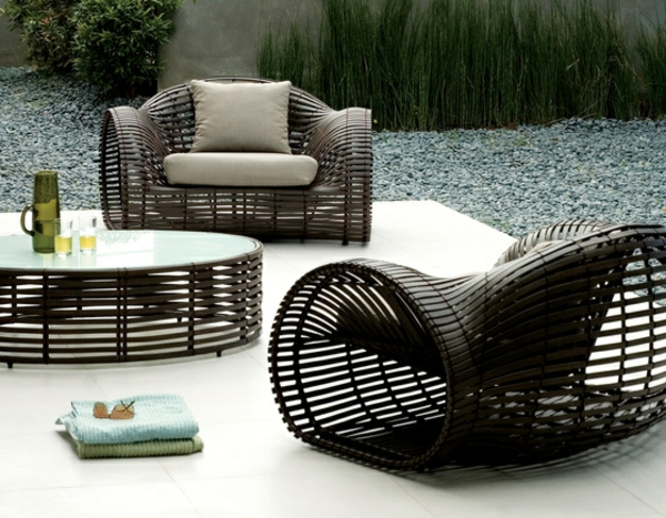 Garten und Balkon Lounge Mbel  29 Fotos  Archzinenet