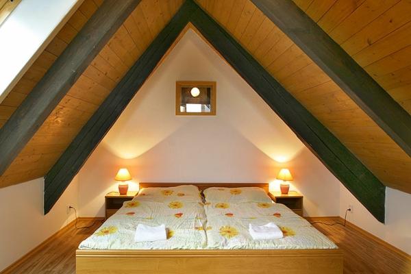Schlafzimmer im Dachgeschoss  25 coole Designs