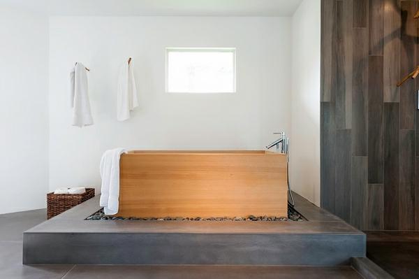 Japanische Badewanne  25 originelle Designs  Archzinenet