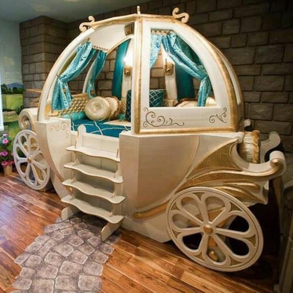 27 mrchenhafte Kinderbetten  Archzinenet