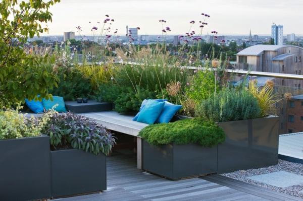 Einrichtungsideen Eine Dachterrasse Gestalten Neue Fantastische Ideen