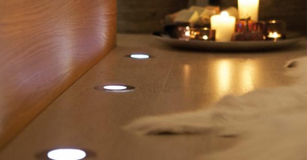 LED Bodeneinbaustrahler  moderne Ideen