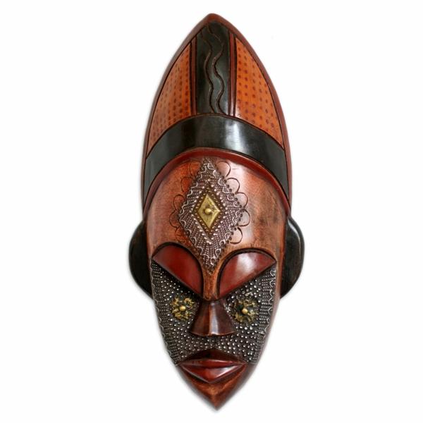Afrikanische Masken  26 super originelle Designs  Archzinenet