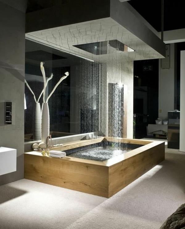 Badezimmer Regendusche
