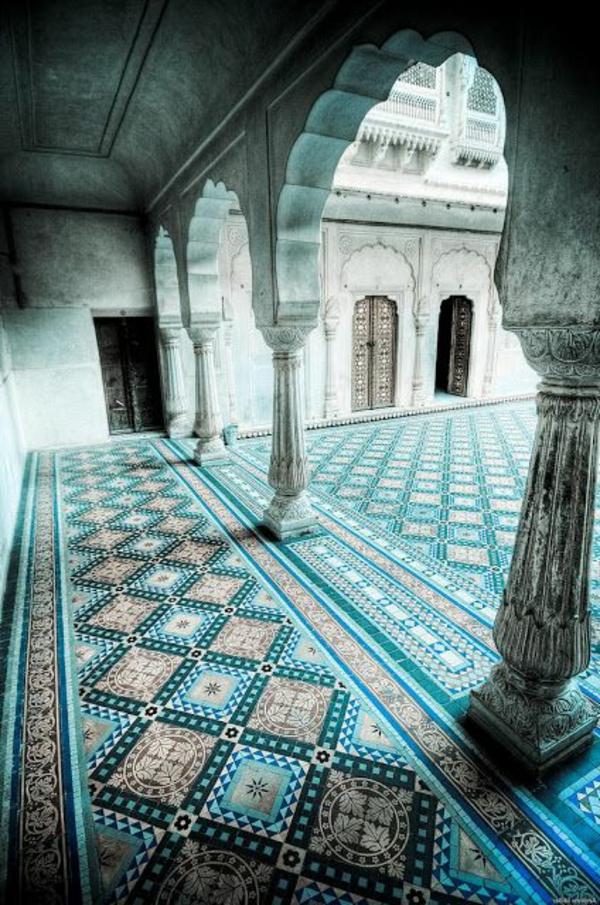 Marokkanische Fliesen  faszinierende Fotos  Archzinenet