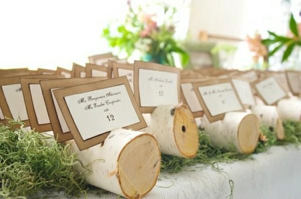 birkenholz deko selber machen » terrassenholz, Garten ideen