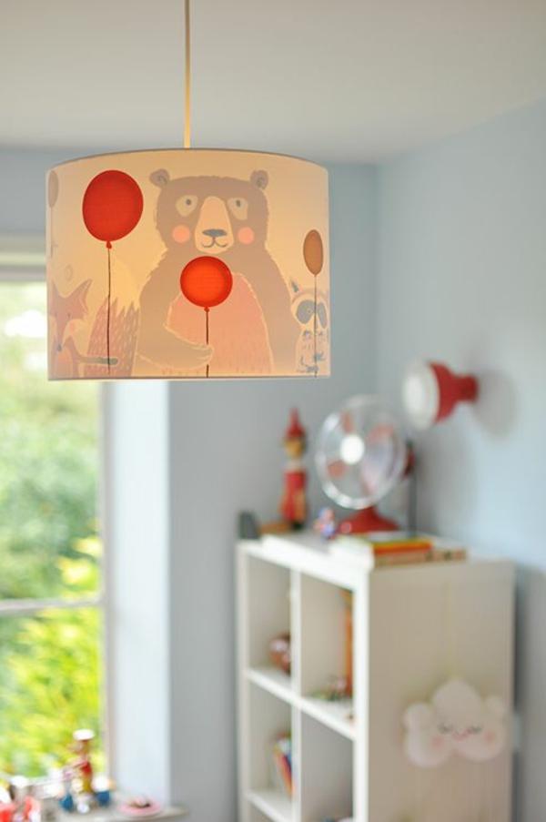Deckenlampe fr Kinderzimmer  tolle Ideen