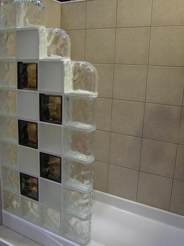 Glasbausteine fr Dusche  44 prima Bilder  Archzinenet